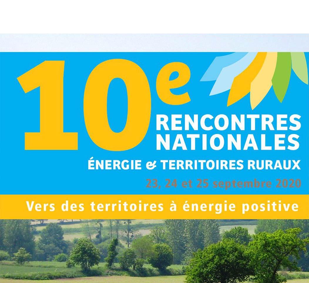 L'agence agap anime les rencontres tepos le 24 septembre 2020/ rencontres nationales des Territoires à Énergie Positive